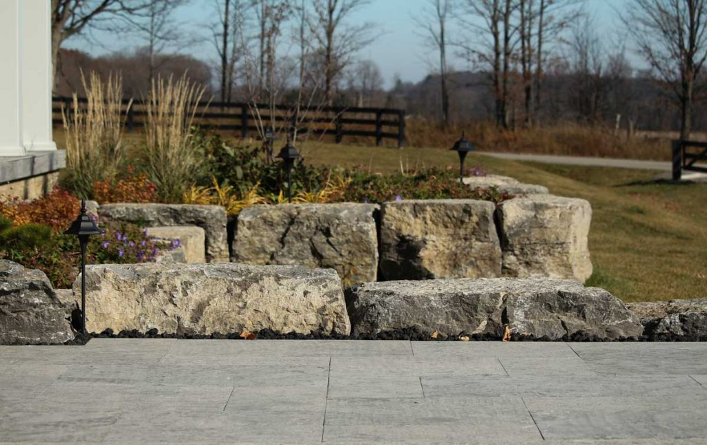 Armourstone Rockscaping Barrie