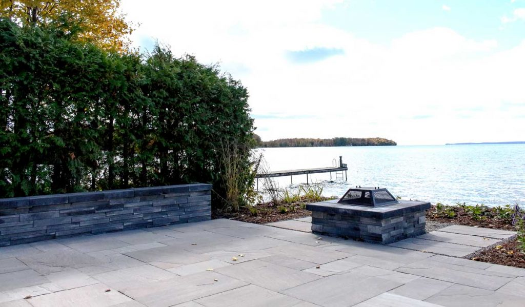 Flagstone Rockscaping Barrie